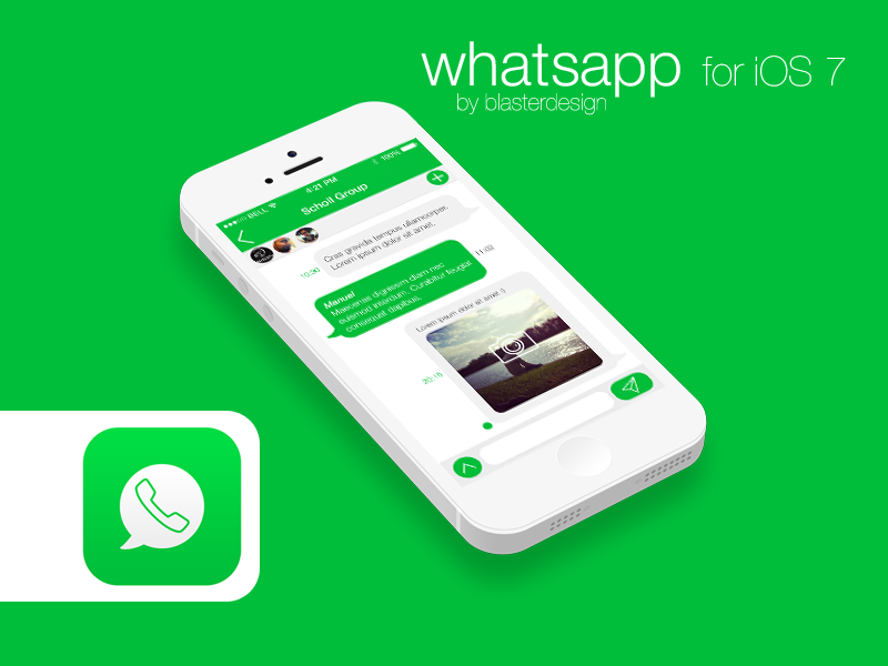 whatsapp-launched-its-latest-version-for-ios-7