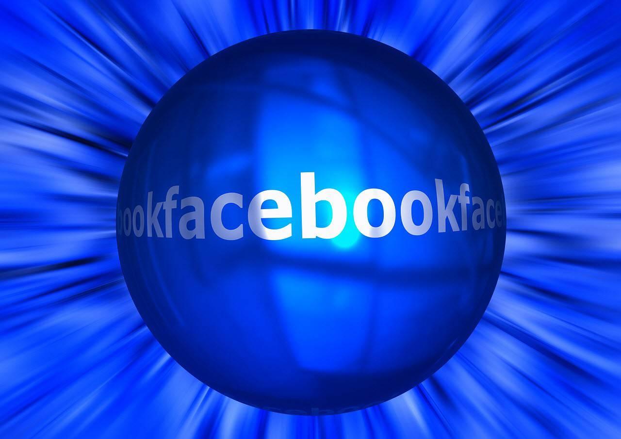 facebook páginas de empresa