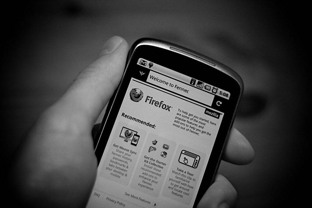 firefox navegadores para android