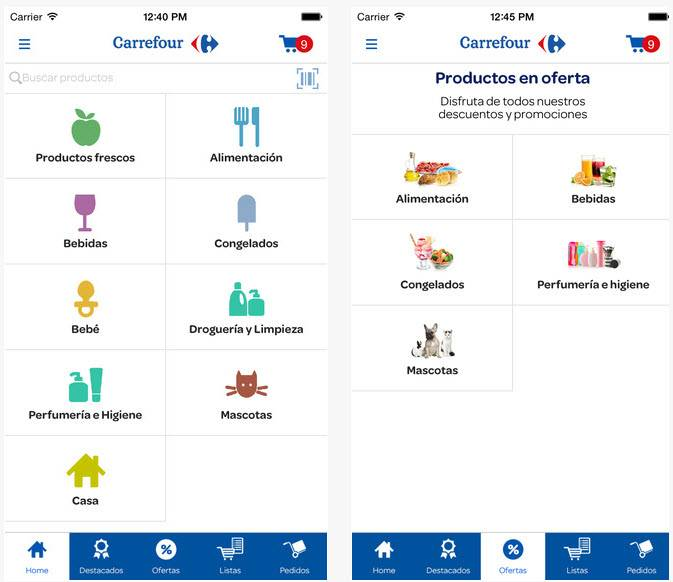 apps para hacer la compra