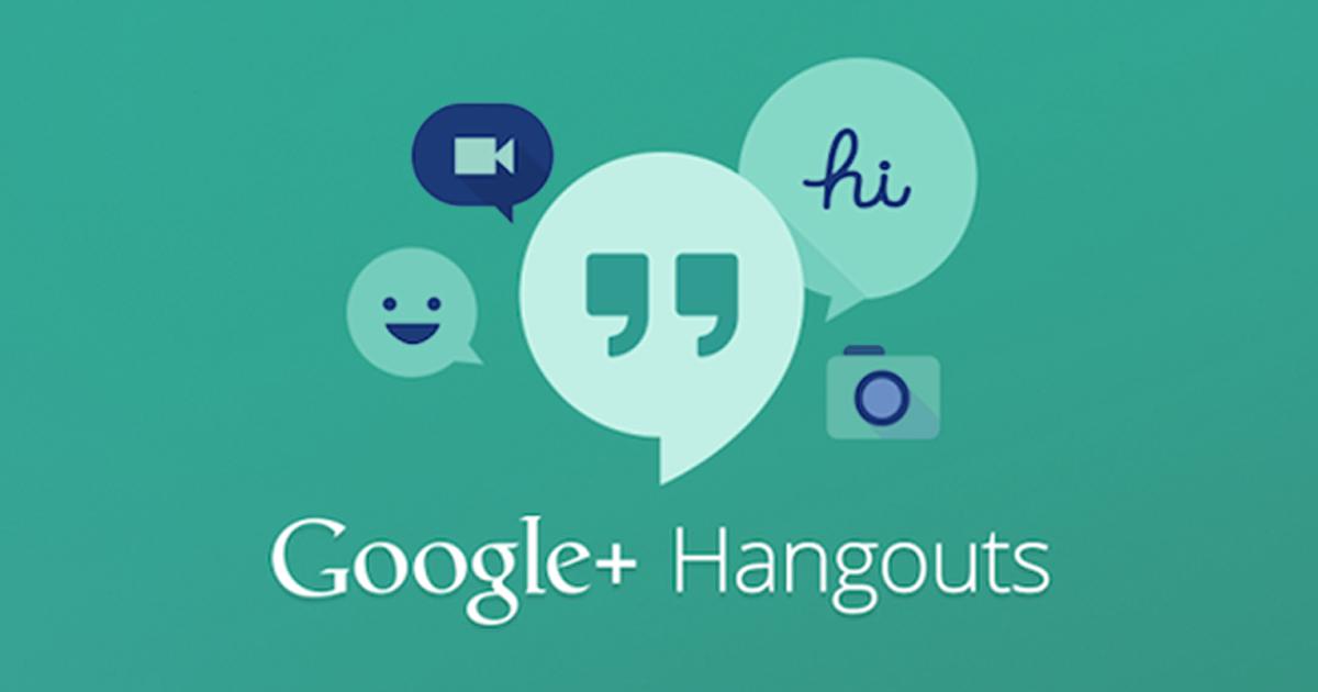 novedades de google hangouts