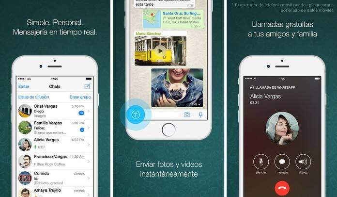 whatsapp para iOS