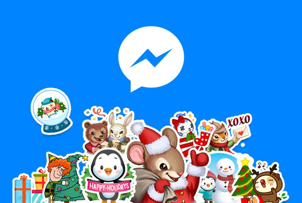 compartir en facebook messenger