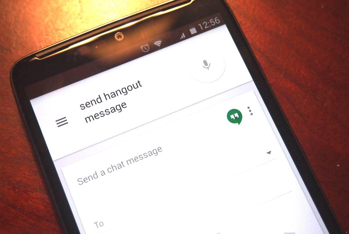 novedades de google hangouts en 2015