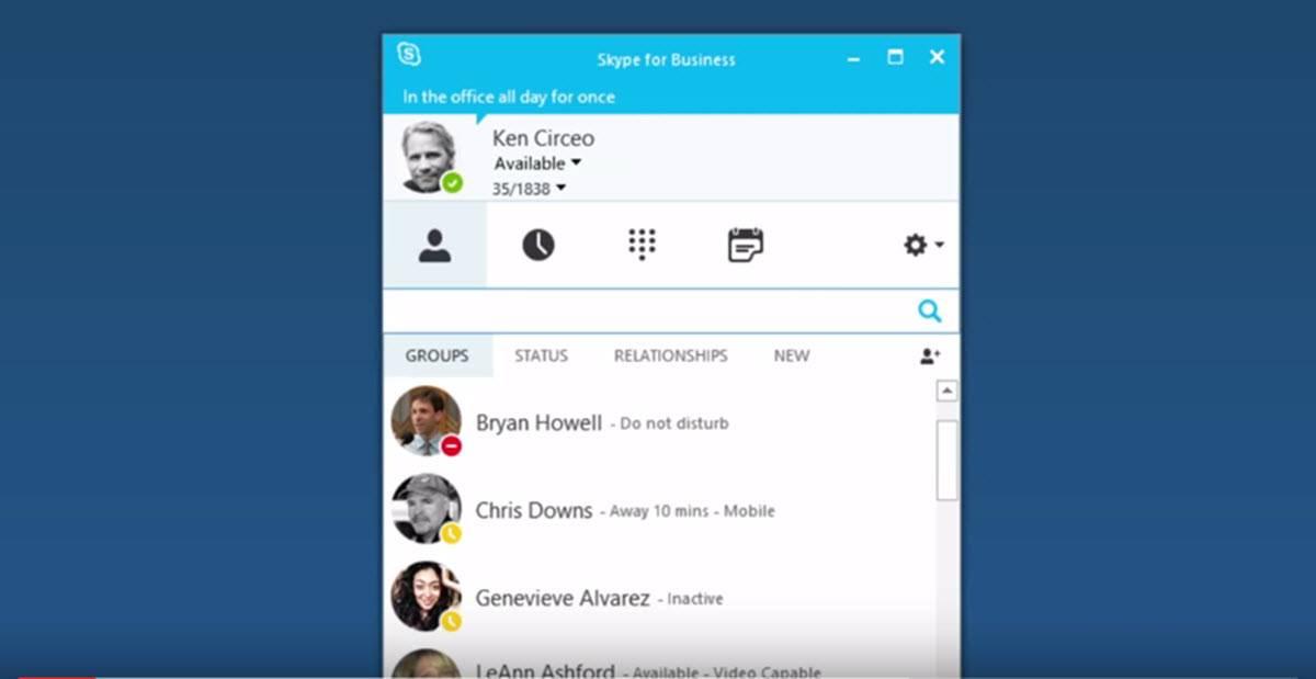 skype para empresas
