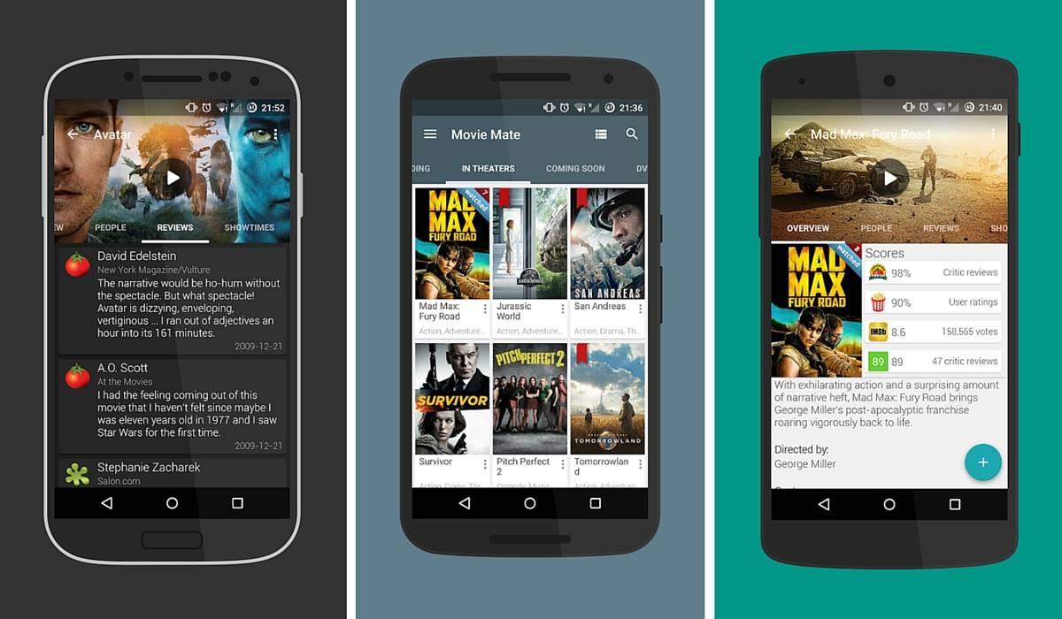 apps para cine y tv