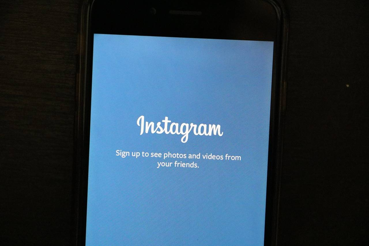 instagram para iOS