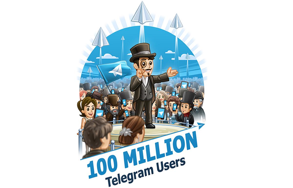 usuarios de telegram