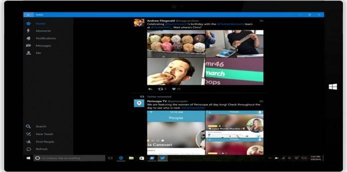 twitter para windows