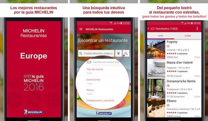 apps para buscar restaurantes