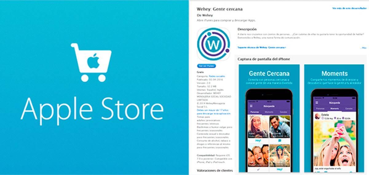 app wehey