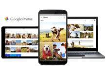 aplicación google photos