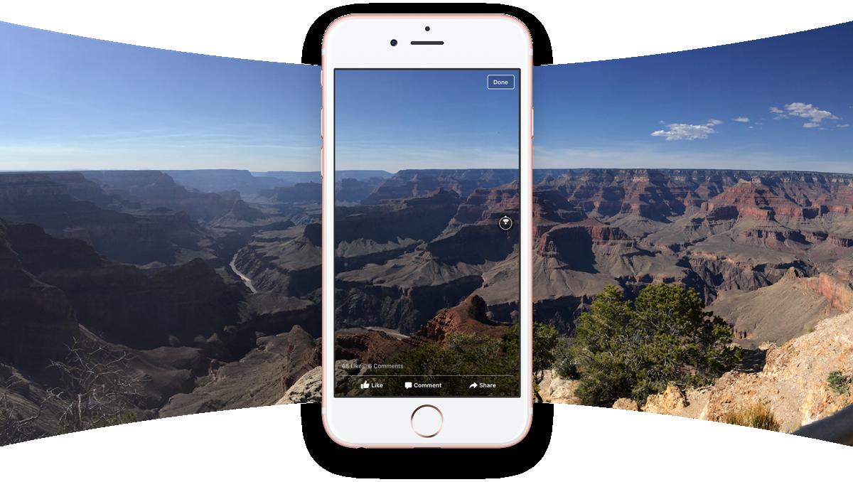 foto de 360 grados