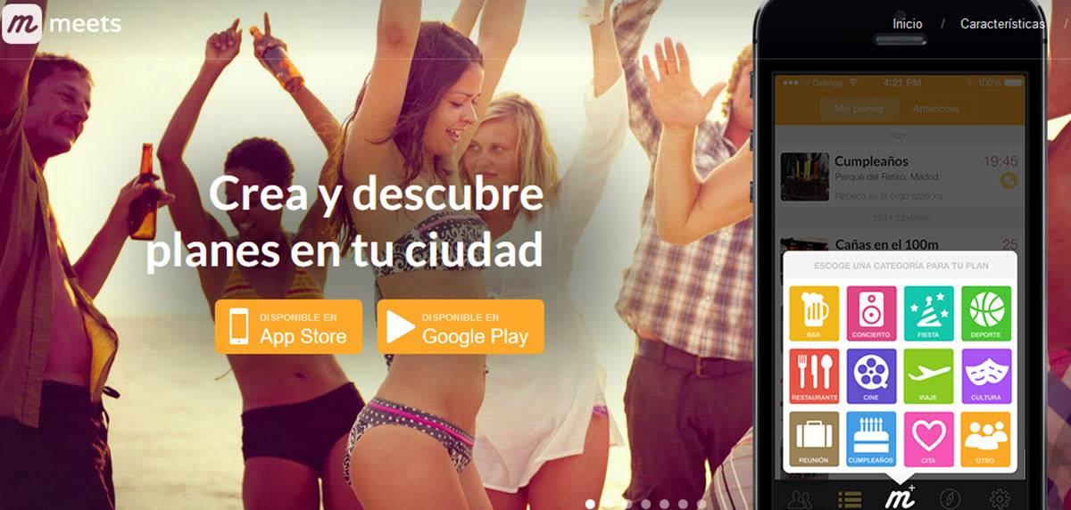 apps para grupos de amigos