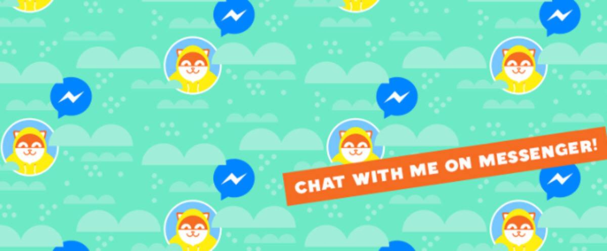 buscar trabajo en facebook messenger