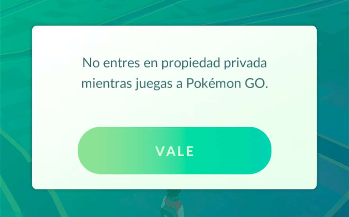 no jueges a pokemon go mientras conduces
