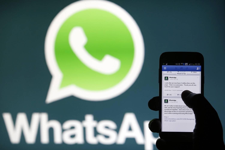 Evitar que Whatsapp comparta información