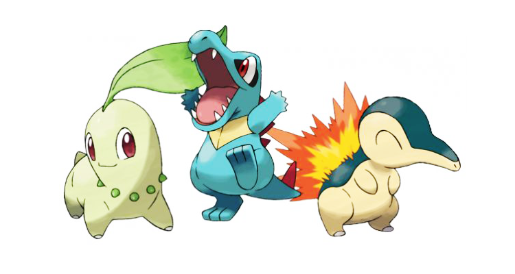 segunda generación en Pokémon Go