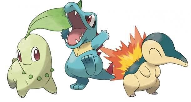 pokemon segunda generacion