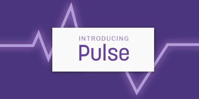 pulse twitch