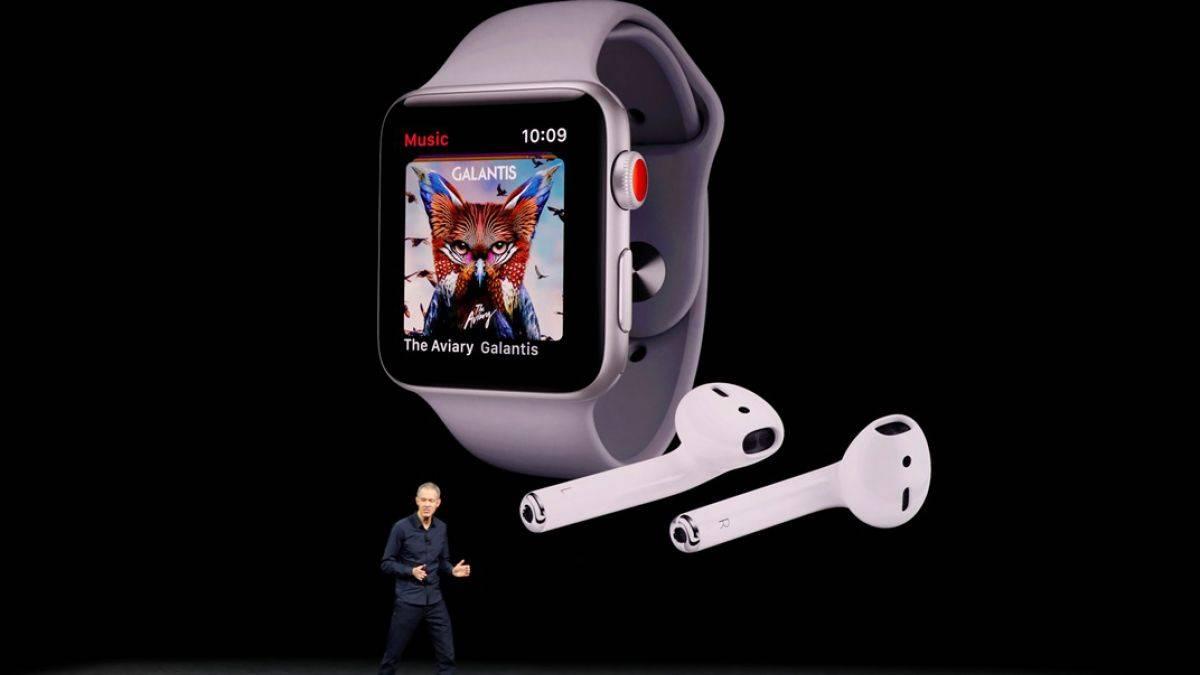 apple wathc series 3