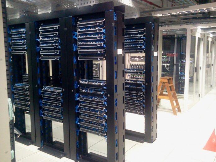 servidores dedicados centro de datos