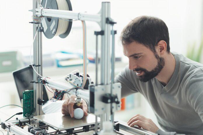 impresora 3d empresa